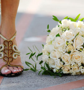 How to choose the right wedding bouquet?